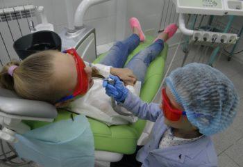 Детский стоматологический кабинет — все для комфорта детей!