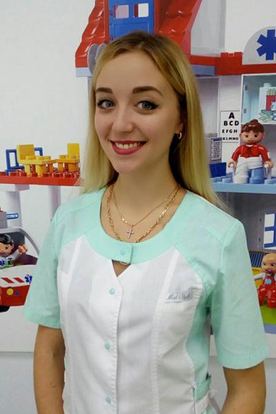 Заволжская Анна Владимировна
