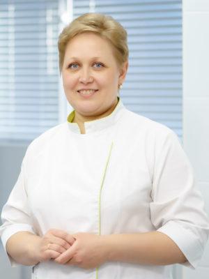 Еклашева Оксана Александровна