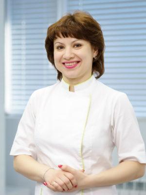 Шамакова Елена Юрьевна